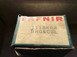 high temperature FAFNIR, bearings #115KRR, 30day warranty, free shipping lower 48!
