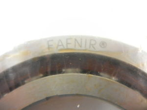 high temperature FAFNIR MM155EX DU 300 SUPER PRECISION ANGULAR CONTACT BALL BEARING BNIB / NOS