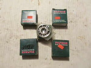 high temperature  Lot Of Five (5) Fafnir 303K Single Row Radial Bearing 303 K
