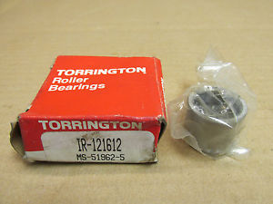 "high temperature NIB TORRINGTON FAFNIR IR-121612 BEARING ROLLER INNER RACE IR121612 3/4""x1""x3/4"""