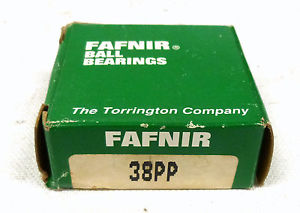 high temperature Fafnir 38PP Torrington Ball Bearing