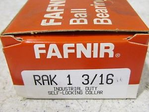 high temperature Fafnir Rack 1 3/16 Pillow Block Bearing NIB