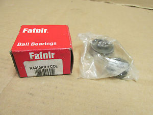 high temperature NIB FAFNIR RA010RR+COL BEARING & COLLAR RA010RRCOL 15.8mm ID 40.1mm OD