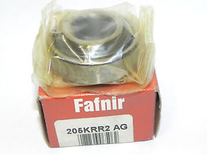 high temperature NIB FAFNIR 205KRR2 AG BALL BEARING 205KRR2AG