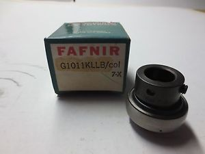 high temperature Fafnir  G1011KLLB L1103 BRG Ball Bearing Insert