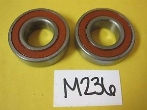 high temperature Two (2) NIB NTN 6004LLB 6004-LLB 6004LLB/2A BALL BEARING