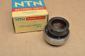 high temperature NOS New NTN Sealed Ball Bearing & Locking Collar Assembly UEL205-100D1