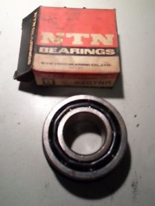 high temperature New in box NTN Toyo Ball Bearing 5207NR Never Used NOS NIB Japan LM