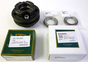 high temperature NTN Angular Contact Ball Bearing Kit for Mori Seiki Mill BST35x72-1BDBTP4/2A