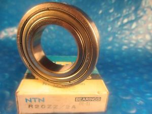 high temperature NTN R20ZZ, R20 ZZ, 2Z, Small Inch-Size Ball Bearing