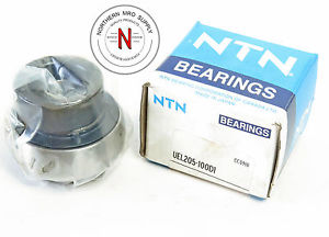 "high temperature NTN UEL205-100D1 BALL BEARING INSERT, ID: 1.000"", OD: 52mm, ECCENTRIC COLLAR"