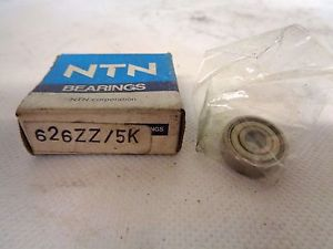high temperature  IN BOX NTN 626ZZ/5K  BALL  ROLLER  BEARING