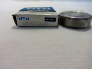 high temperature  IN BOX NTN 6204ZZC3/5C BALL BEARING
