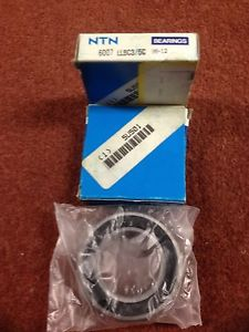 high temperature NTN 6007 LLBC3/5C Single Row Ball Bearing   *  *