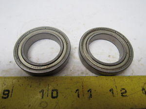 high temperature NTN 6906ZZ Single Row Radial Ball Bearing 30x47x9mm Lot of 2 New/no packaging