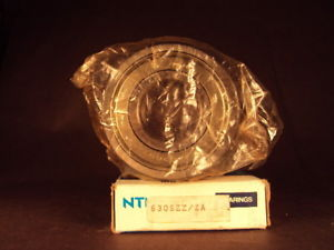 high temperature NTN 6305 ZZ 2A Single Row Radial Ball Bearing