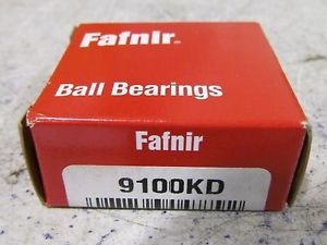 high temperature Fafnir 9100KD Bearing NIB