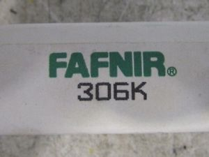 high temperature Torrington Fafnir 306K Ball Bearing  in BOX