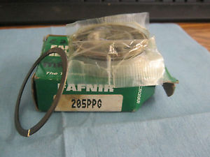 high temperature Fafnir Ball Bearings Model: 205PPG  Open Bearing.  New Old Stock
