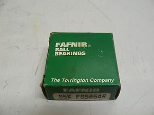 high temperature  FAFNIR S5K FS50545 BALL BEARING 13 X 28 X 13MM
