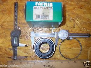 high temperature  FAFNIR MUOB 1 7/16 W/ N107KRB BEARING W/ COLLAR AND SNAP RING