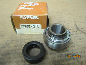 high temperature Fafnir Torrington Insert Bearing w/ Collar G1015KRRB + COL AG G1015KRRB C1 New