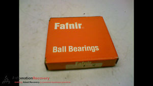 high temperature FAFNIR 9117K BEARING DEEP GROOVE OPEN,  #163470