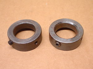 "high temperature Lot of 2 Fafnir S1015K 15/16"" Bore Bearing Collar"