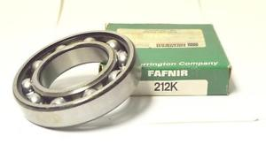 "high temperature  FAFNIR 212K EM BALL BEARING 2-3/8"" X 4-5/16"" X 7/8"""
