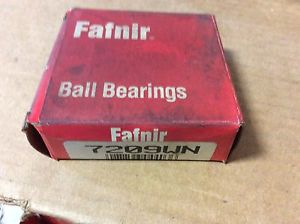 high temperature Fafnir  Bearings# 7209WN,Free shipping to lower 48, 30 day warranty