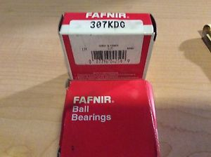 high temperature 2-FAFNIR-Bearings, #307KDG,WITH 30 day warranty, free shipping