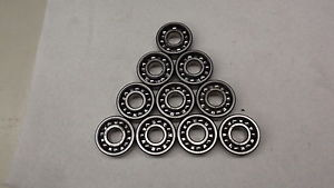 high temperature BEARING MODEL 201K MADE BY FAFNIR  (SET OF 10)