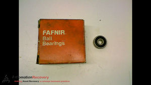 high temperature FAFNIR 36PP2 SINGLE ROW BALL BEARING 6MM INNER DIAMETER 19MM OUTER,  #154134