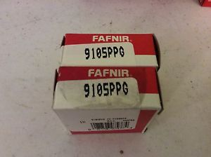 high temperature 2-FAFNIR bearings#9105PPG,30 day warranty, free shipping lower 48!