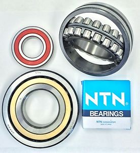 high temperature NTN 6001LLU DOUBLE SEALED Deep Groove Ball Bearing Brand