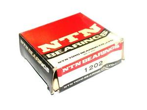 high temperature BRAND  IN BOX NTN BALL BEARING ID 15MM OD 35MM MODEL 1202 (2 AVAILABLE)