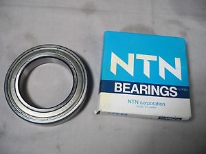 high temperature NTN 6012 ZZ C3/5C Radial Ball Bearing 60x95x18 mm Double Shielded ****