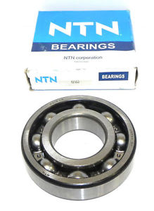 high temperature NIB NTN 6312C3 BALL BEARING 60X130X31MM SINGLE ROW DEEP GROOVE