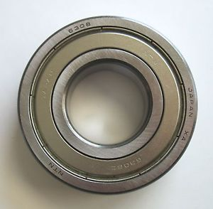 high temperature NTN 6308Z Ball Bearing 40mm ID, 90mm OD, 23mm Thickness, New Out Of Packaging