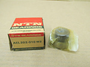 high temperature 1 NIB NTN AEL202-010 W3 AEL202010 BALL BEARING INSERT SHAFT COLLAR AL202-010