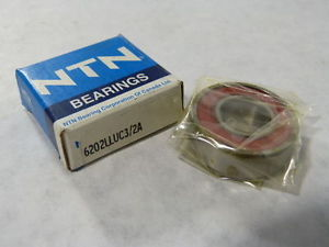 high temperature NTN 6202LLUC3/2A Row Ball Bearing !  !