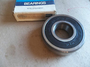 high temperature NTN Rubber Sealed Roller Ball Bearing 6304LLBC3/5C 6304LLBC35C 6304LB New