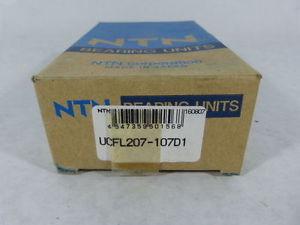 high temperature NTN UCFL207-107D1 Ball Bearing Flange Unit !  !