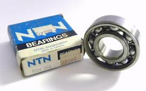 high temperature  NTN 6204 SINGLE ROW BALL BEARING 20 MM X 47 MM X 14 MM (2 AVAILABLE)