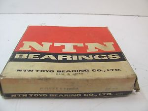 high temperature NTN 6017LLU/2A SINGLE ROW BALL BEARING