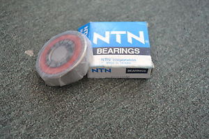 high temperature 6305LLU/5C NTN Deep Groove Ball Bearing Single Row 6305 LLU/5C