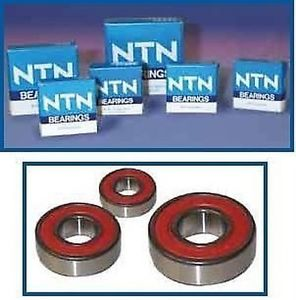 high temperature BEARING 2RS ROLLER BALL 63/22 2RS NTN 6322 DDU RS