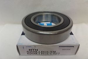 high temperature  NTN BALL BEARING 6209LLBC3/EM 6209LLBC3EM 6209LLBC3/L627 6209C3 6209LB