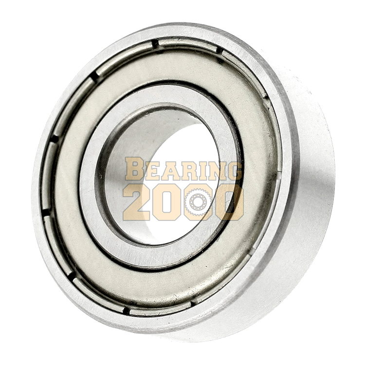 high temperature 1x 6201-ZZ Ball Bearing 12mm x 32mm x 10mm Double Shielded Seal 201KDD 201SFF