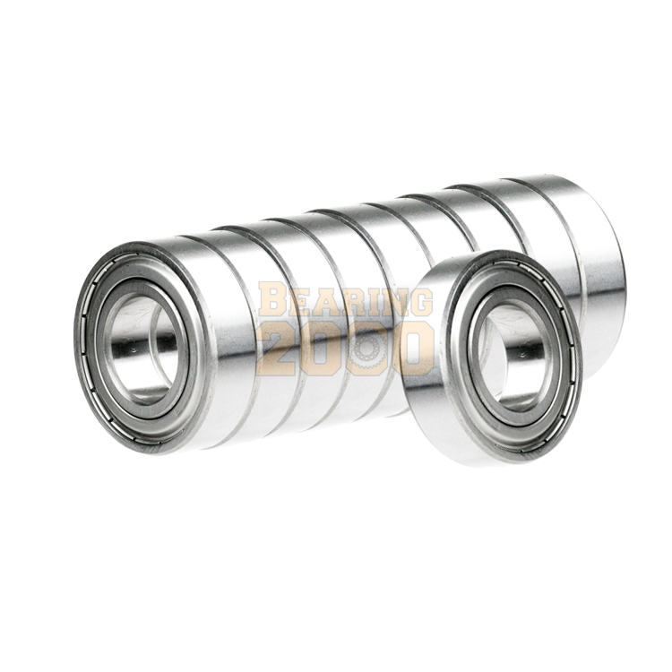 high temperature 10x 6201-ZZ Ball Bearing 12mm x 32mm x 10mm Double Shielded Seal 201KDD 201SFF